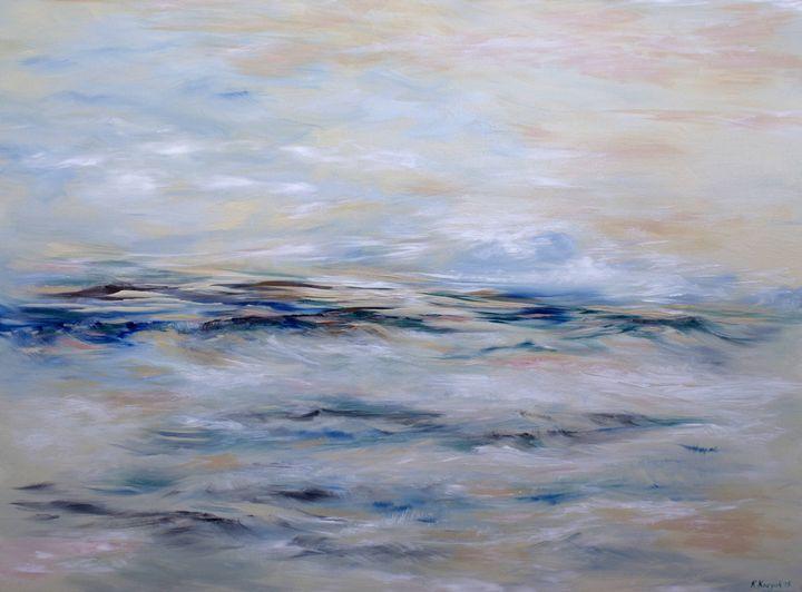 Whitesand Dunes - Khrystyna Kozyuk