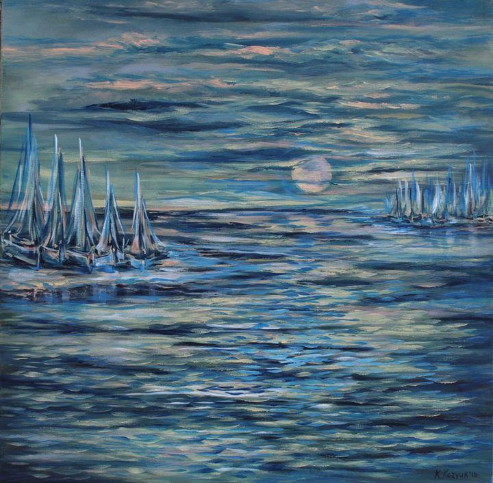 Moonlight - Khrystyna Kozyuk