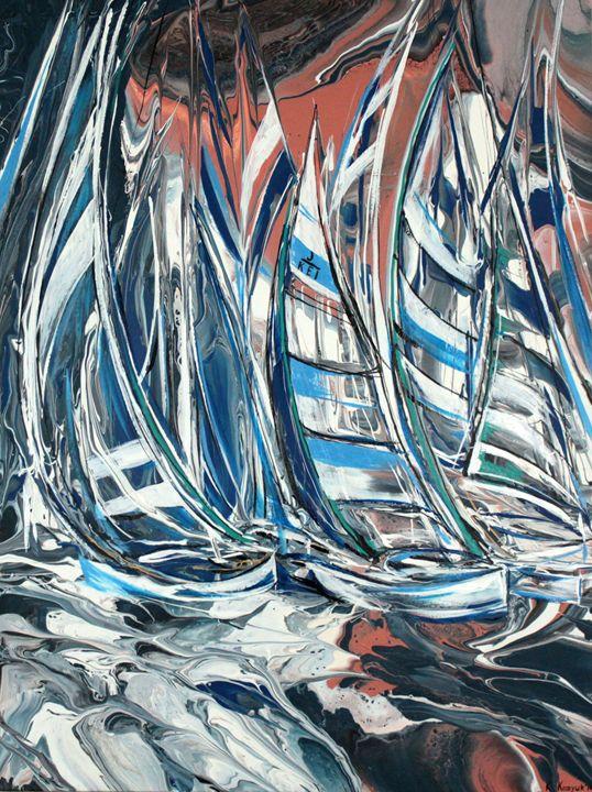 White Yachts - Khrystyna Kozyuk
