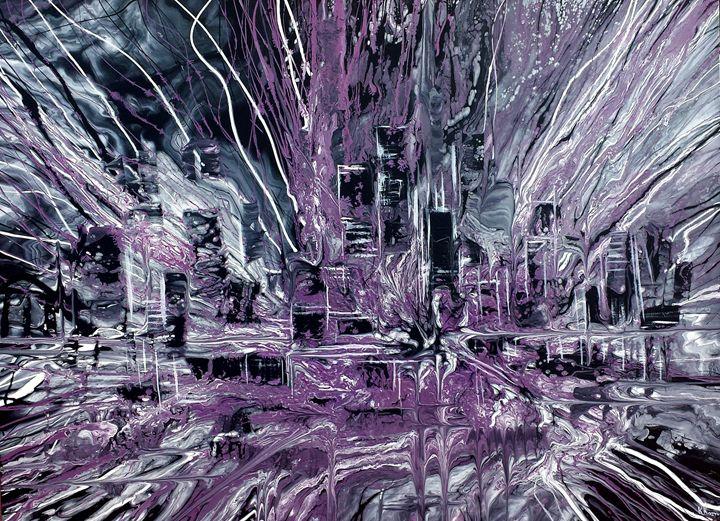 Urban life - Khrystyna Kozyuk