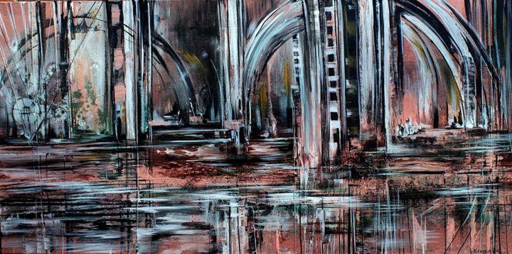 Old trainstation - Khrystyna Kozyuk