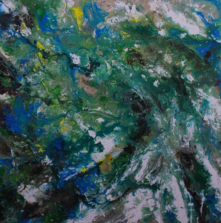 Earth from the space - Khrystyna Kozyuk