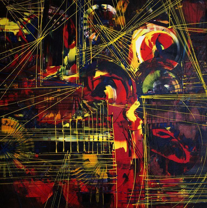 Color dance - Khrystyna Kozyuk