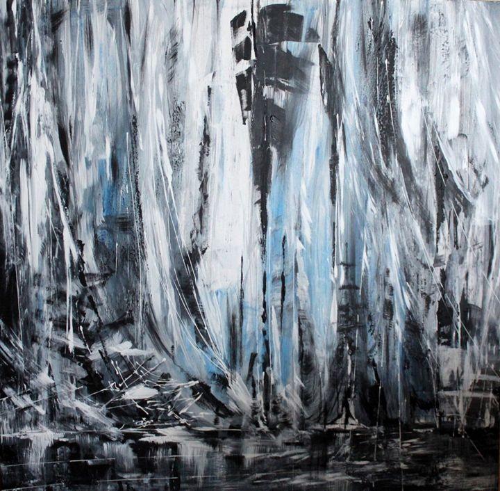 Breaking through ice - Khrystyna Kozyuk