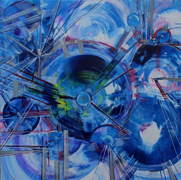 Blue - Khrystyna Kozyuk