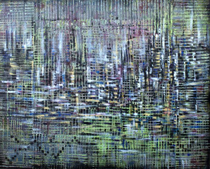 Reflection Of a City Life - Khrystyna Kozyuk