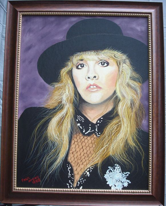Stevie Nicks - Paul McCall