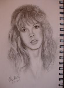 Another Stevie Drawing
