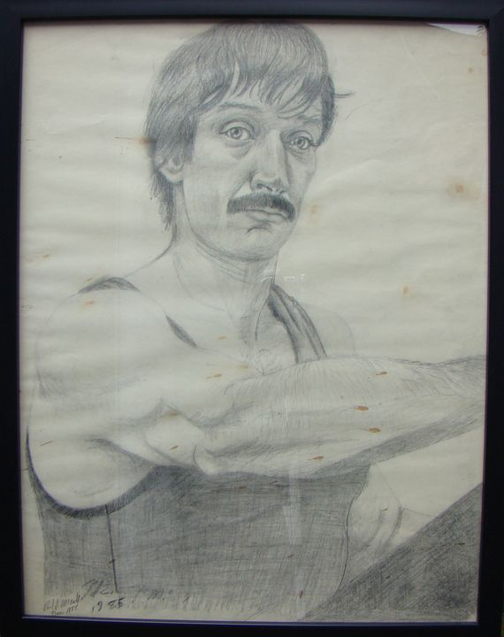 Self Portrait - Paul McCall