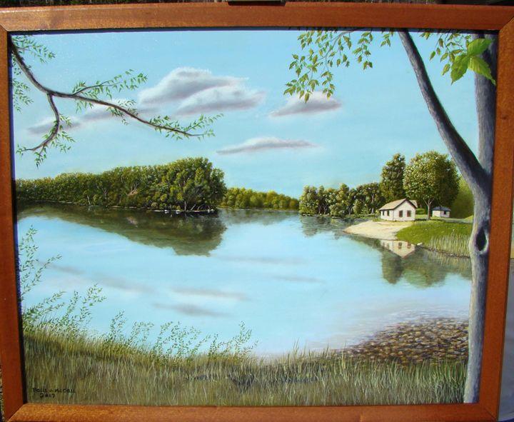 Hopedale Pond - Paul McCall