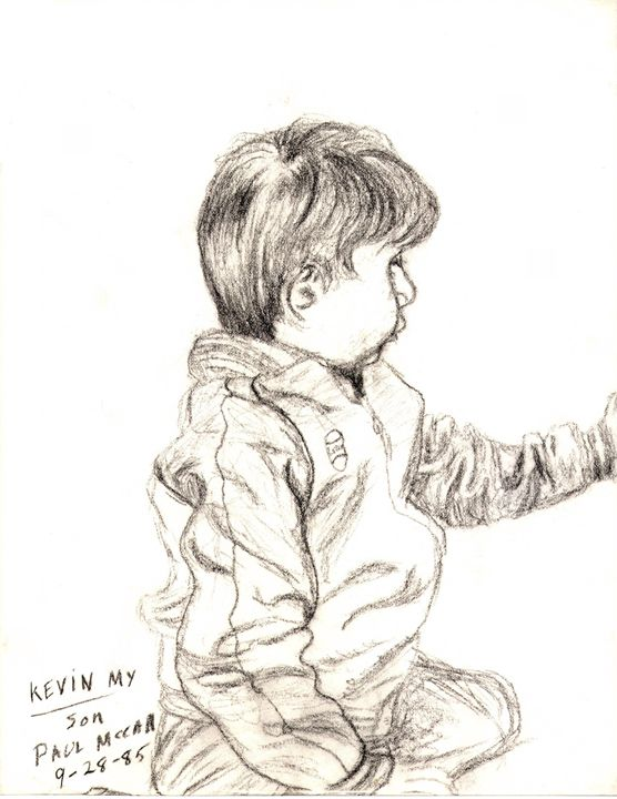 Kevin 1985 - Paul McCall