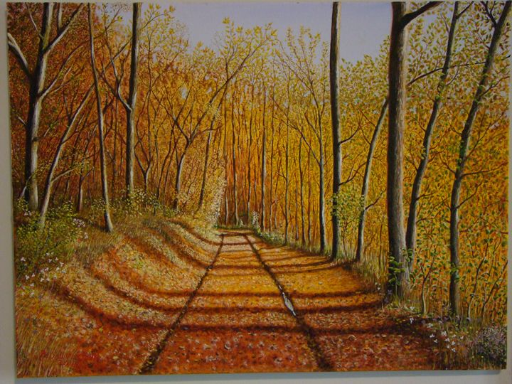 The Fire Road - Paul McCall