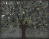 16X20 Acrylic Painting