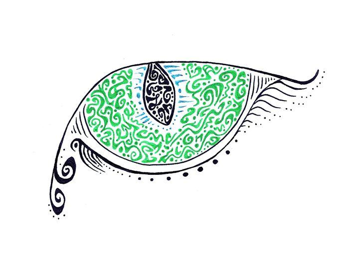 Lioness Eye - Avril Joy