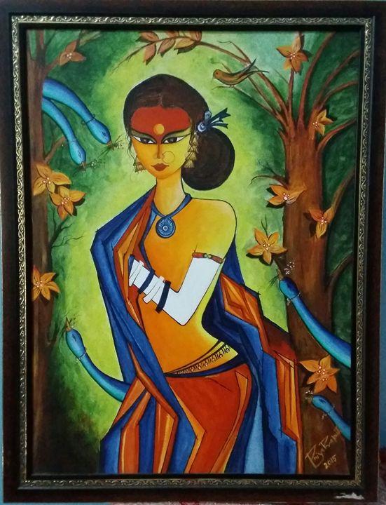 Mayur naari - Priya Prakash