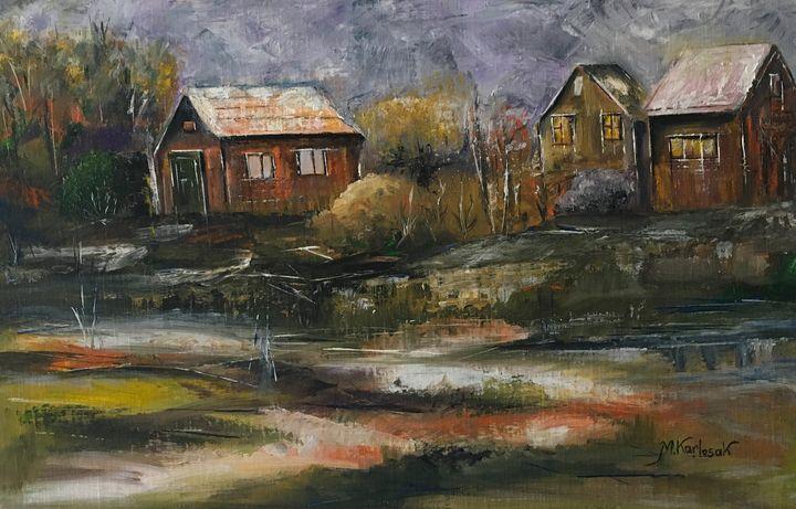 Small Village - MariaKarlosakart