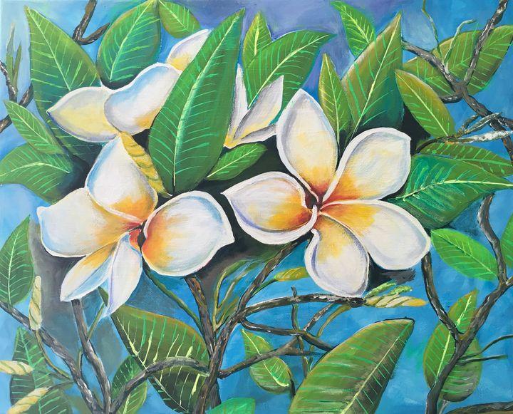Plumeria tree - MariaKarlosakart