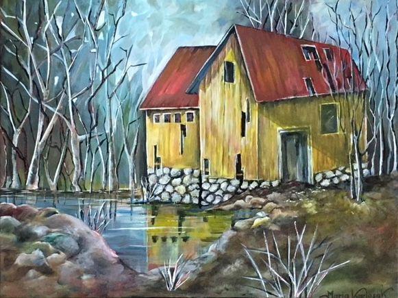 Cabin in the woods - MariaKarlosakart