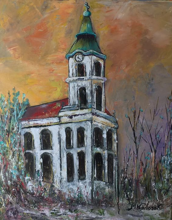 Old church - MariaKarlosakart
