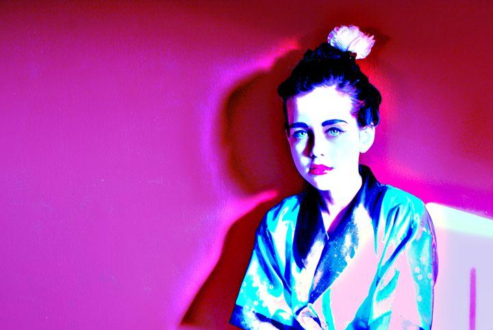 Geisha - Simona Nowak