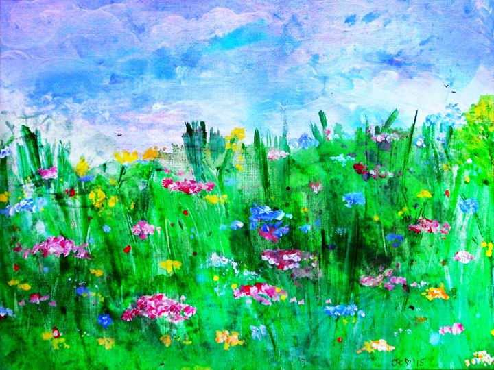 Primula Meadow - Jess Elizabeth