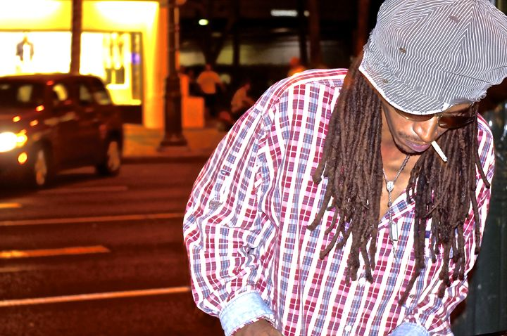 Street Performer - FotoFreedom