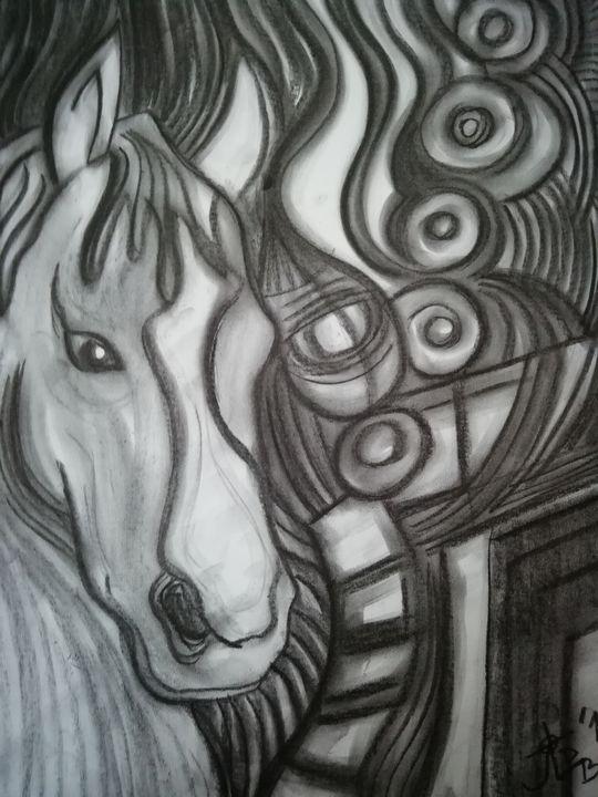 Horse - JelenaBardakart