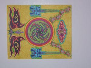 Symmetry Work #9