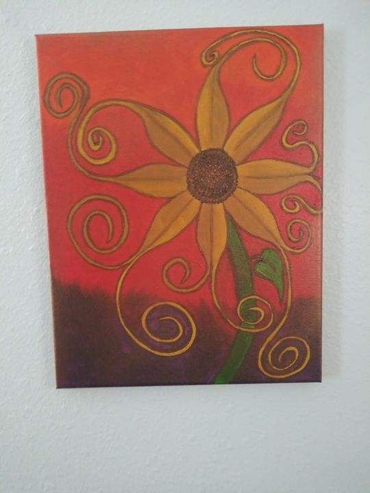 My Little Sunflower - S.Lopez Creations