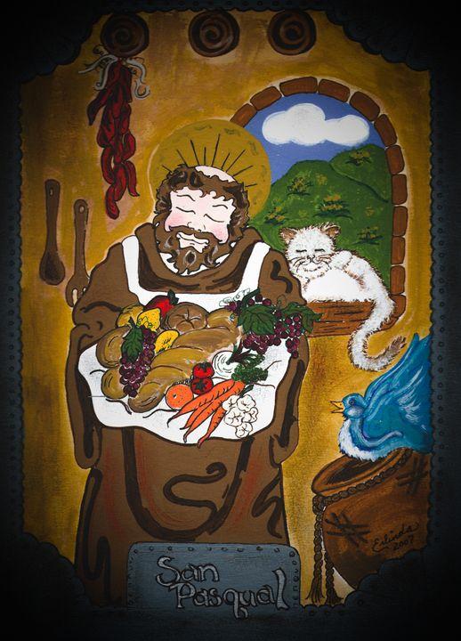 San Pasqual (Patron Saint Kitchen) - Abbey de Santa Fe
