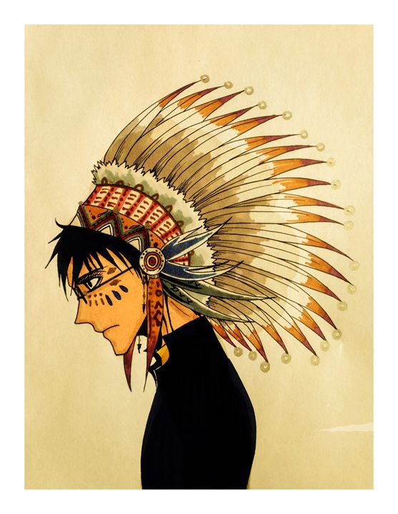 Native American - Saruul's gallery