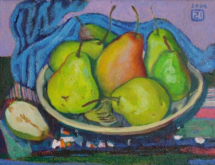 Pears - Moesey Li
