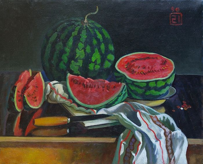 Watermelon - Moesey Li