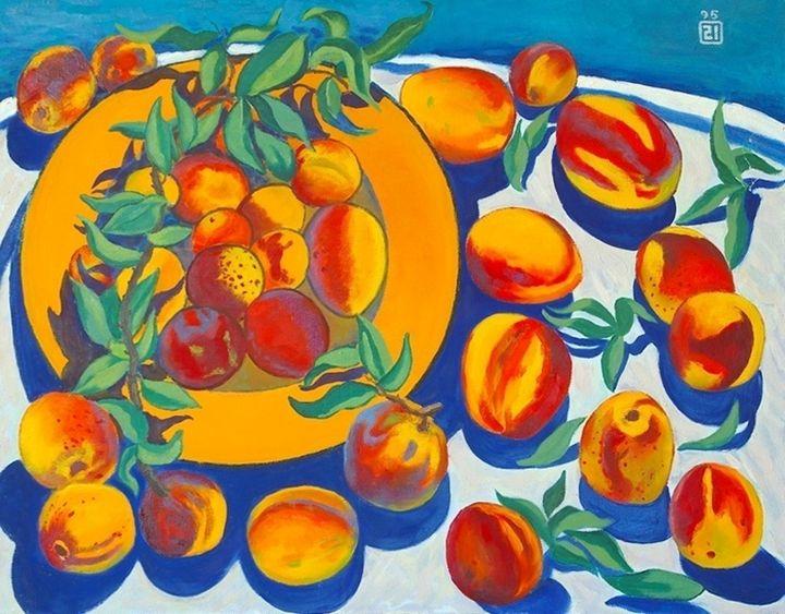 Peaches - Moesey Li
