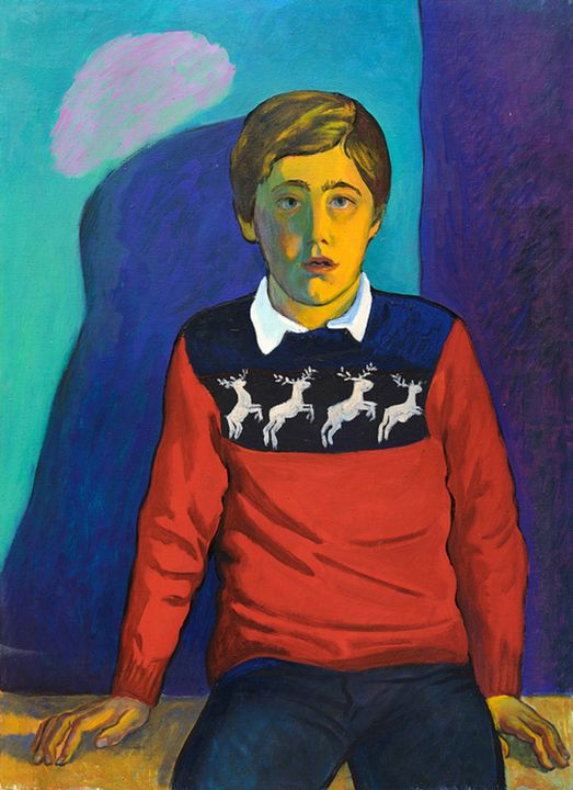 Portrait of Alik - Moesey Li