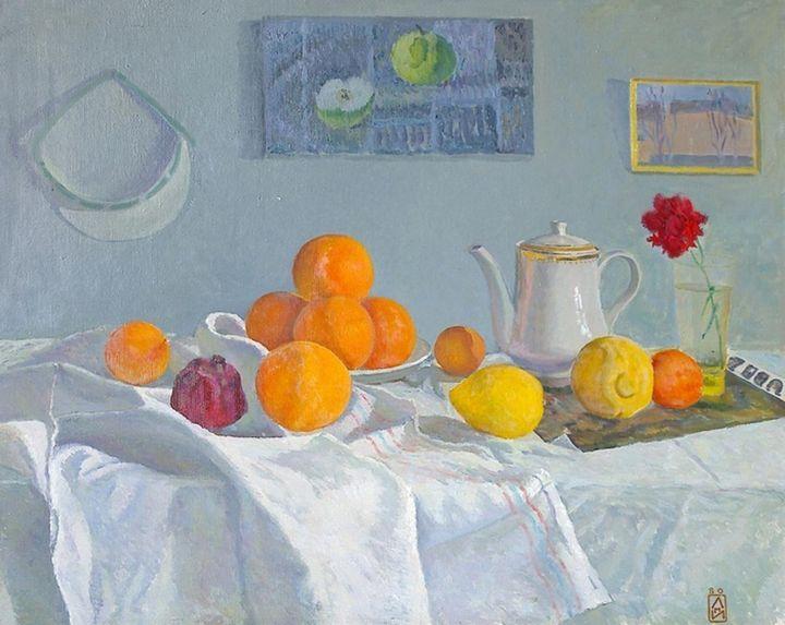 Oranges - Moesey Li