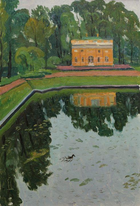 Mirror pond - Moesey Li