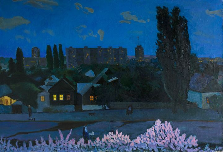 Spring evening - Moesey Li