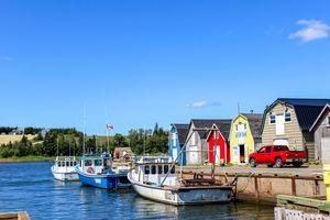 Sunny Prince Edward Island