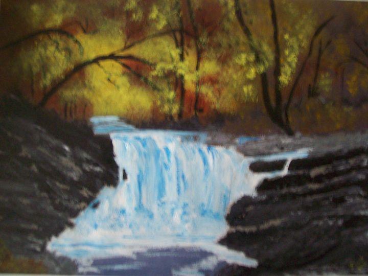 waterfalls - spa art gallery