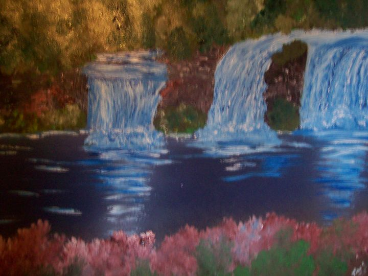 3 falls - spa art gallery
