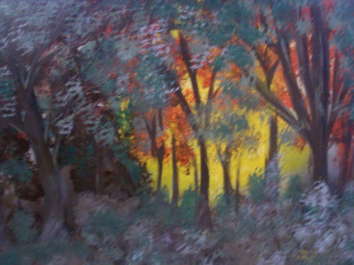 deep woods - spa art gallery