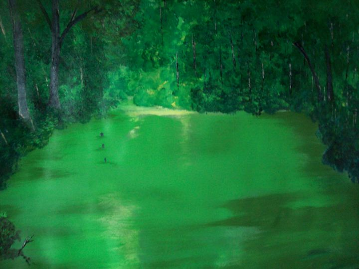 green silence - spa art gallery
