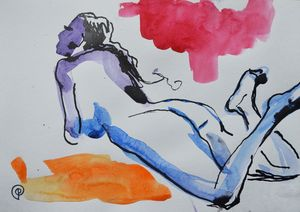 nude watercolor 0003