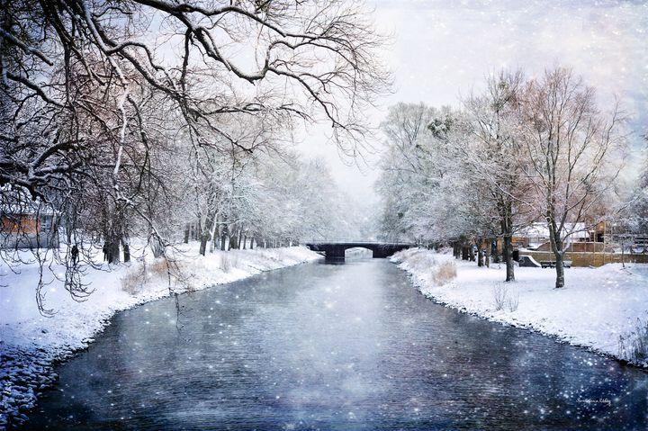 Peaceful Winter - Graceful