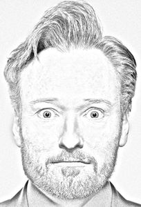 Conan O'brien Sketch