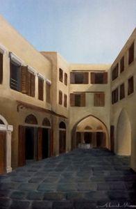 """""""Berket El Mallaha"""" - Kabbara's Art Collection"""