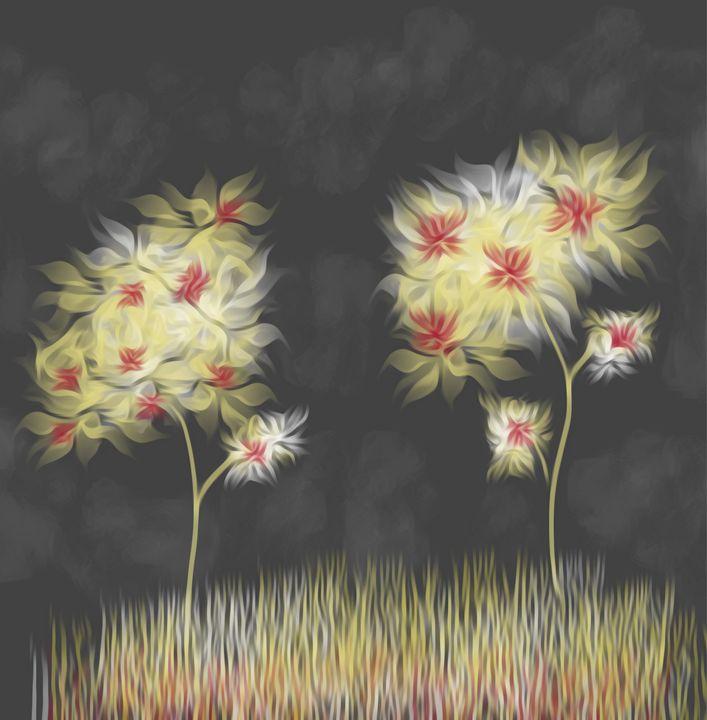 Night Petals - Tanya