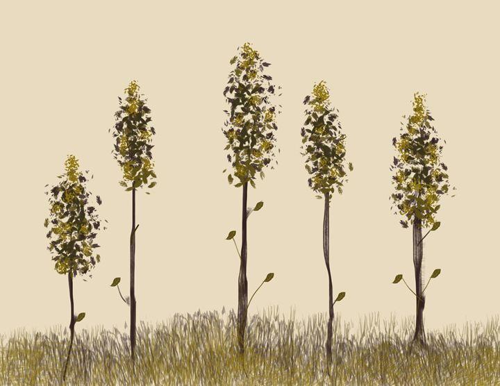 Autumn Field - Tanya