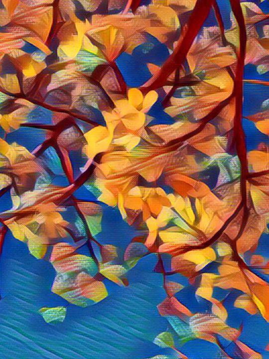 Fall Blossom - Tanya